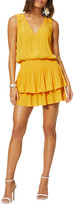 Ramy Brook Caitlin Sleeveless V-Neck Dress