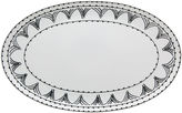 One Kings Lane Nero Oval Platter