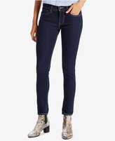 Levi's 711 Cool Max Skinny Ankle Jeans