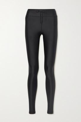 The Upside Yoga Stretch Leggings - Black