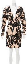 Mara Hoffman Silk Abstract Dress