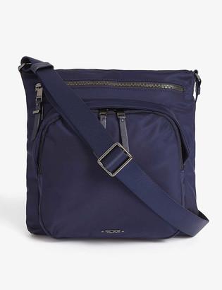 Tumi Carmel nylon cross-body bag