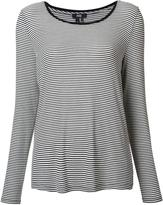 Paige striped sweatshirt