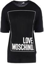 Love Moschino Moschino Short Sleeve T-Shirts