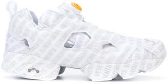 Vetements x Reebok instapump Fury sneakers