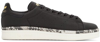 adidas Stan Smith New Bold Suede Trainers