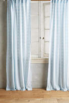 Anthropologie Quadrille Curtain