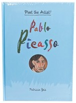 Chronicle Books Pablo Picasso By Patricia Geis, 7-9yrs