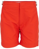 Orlebar Brown Orange Russell Swimshorts