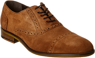 Nettleton Shoes Village Suede Oxford