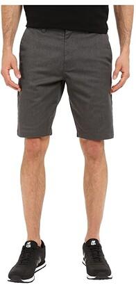 Volcom Frickin Modern Stretch Chino Shorts (Black) Men's Shorts