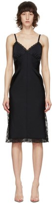 alexanderwang.t Black Lace Trim Dress