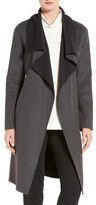 Soia & Kyo Women's Double Face Wool Blend Coat