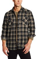Pendleton Men's Tall Size Big and Long Sleeve Canyon Shirt