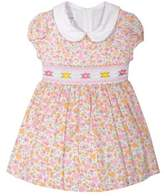 Iris & Ivy Baby Girl's Floral Smock Dress