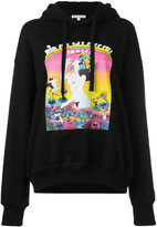 Olympia Le-Tan Did You Get Your Pill hoodie - women - Cotton - L