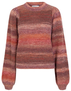 Just Female Dreas Knit - XS | alpaca wool | red berry - Red berry