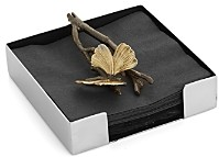 Michael Aram Butterfly Ginkgo Cocktail Napkin Holder