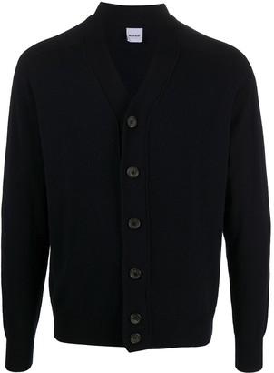 Aspesi Button-Up Wool Cardigan