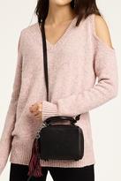Rebecca Minkoff Page V - Neck Sweater Size L