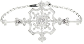 Kataoka Snowflake Bracelet with Diamonds