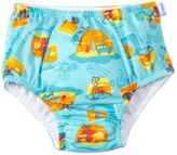 I Play Boys' Elephant Mix 'N Match Ultimate Snap Swim Diaper (3mos4yrs) - 8127869