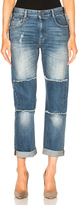 Stella McCartney Knee Patch Jeans