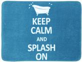 JCPenney Mohawk Home Keep Calm and Splash On Bath Rug