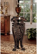 Toscano Evenswood Manor Winged Lion End Table Design