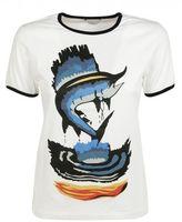 J.W.Anderson Shark Print T-shirt