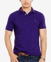 Polo Ralph Lauren Men's Slim-Fit Mesh Polo Shirt