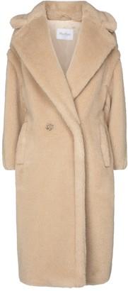 Max Mara Ted camel wool and silk coat