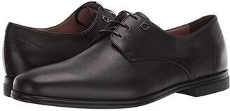 Salvatore Ferragamo Spencer Oxford (Black) Men's Shoes