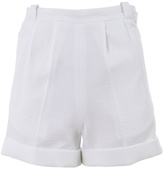BALENCIAGA - Cotton shorts
