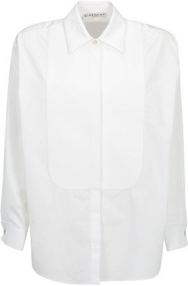 Givenchy Long Sleeved Buttoned Shirt