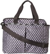 Le Sport Sac Ryan Diaper Bag Pinkie Dot