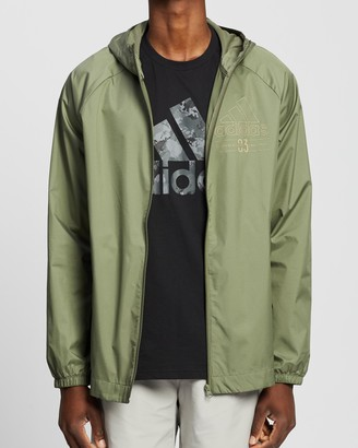 adidas Brilliant Basics Windbreaker