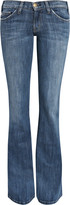 Current/Elliott The Lowbell low-rise flared jeans