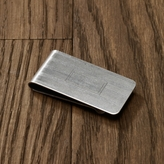 Rugby Antiqued Money Clip