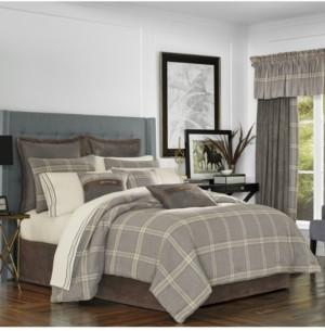 J Queen New York J Queen Jaspen King Comforter Set Bedding