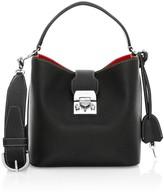 Mark Cross Mini Murphy Leather Bucket Bag