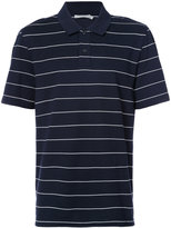 Vince horizontal stripe polo