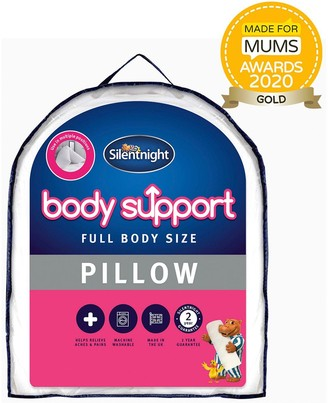 Silentnight Body Support Full Body Size Pillow