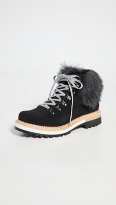 Montelliana Clara Shearling Lined Boots
