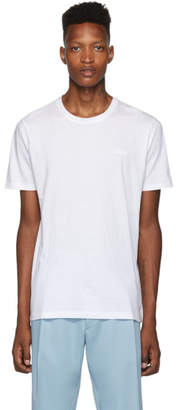 HUGO White Dero194 T-Shirt