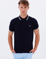 Fred Perry Slim-Fit Twin Tipped Shirt
