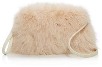 Maximilian Furs Fox Fur Clutch