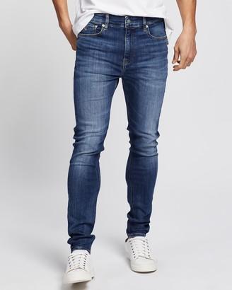 Calvin Klein Jeans Super Skinny Jeans