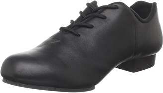 Dance Class Women's CS201 Split Sole Jazz/Clogging Oxford