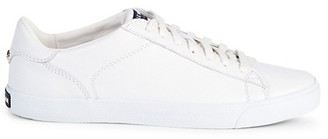 Cole Haan Carrie Low-Cut Leather Sneakers